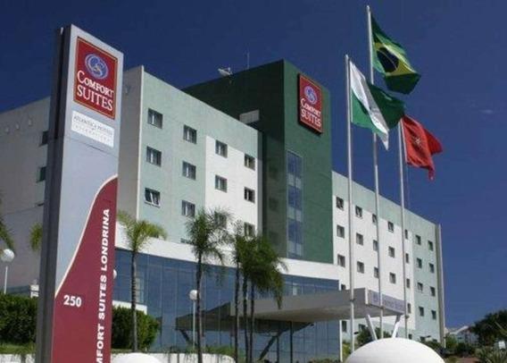 Flat Em Londrina Pr Como Excelente Investimento! - Sf10090