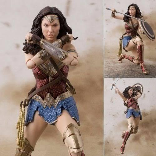 Mulher Maravilha Shf Figuarts Wonder Woman Bandai