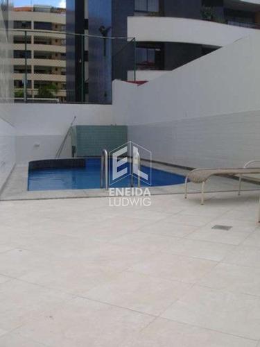 Imagem 1 de 4 de Apartamento 2 Quartos Na Pituba - 157