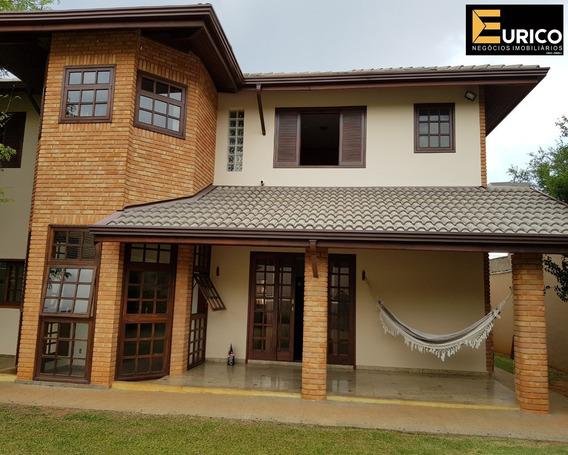 Casa A Venda No Condomínio Moinho De Vento - Valinhos - Sp - Ca01792 - 34353260