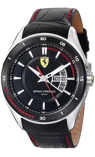 Reloj Scuderia Ferrari Gran Premio / Reloj Negro