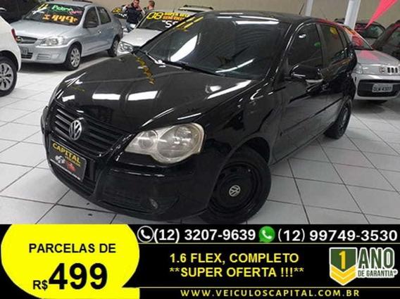 Volkswagen Polo Hatch 1.6 8v(city) 4p