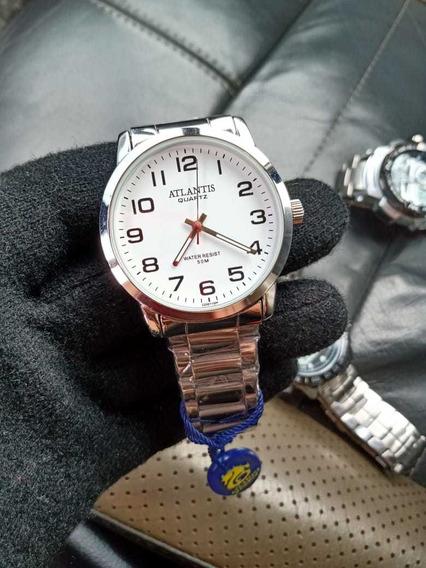 Relógio Masculino Atlantis Original Promoção