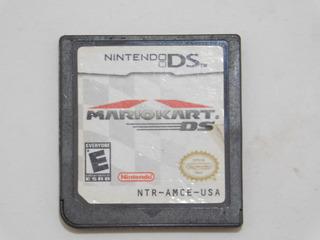 Mario Kart Ds - Ds ¡solo Cartucho!