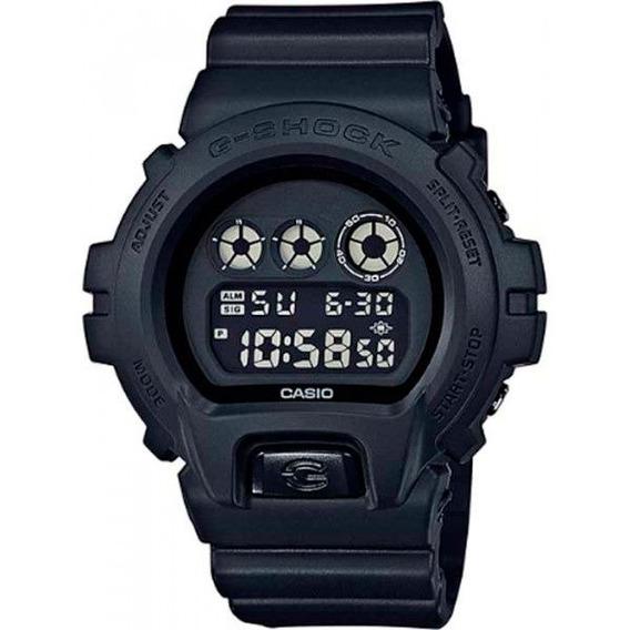 Relógio Casio G-shock Dw-6900bb-1dr Resistente A Choques Nf