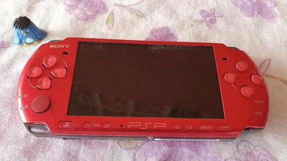 Sony Psp 3000 Console Japonês Funcionando Perfeitamente A5