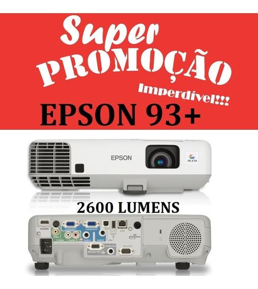 Projetor Epson Powerlite Com Hdmi Promoção/ Usados Garantia