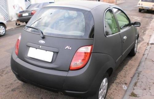 Ford Ka Gl Image - 1.0 Zetec Rocam