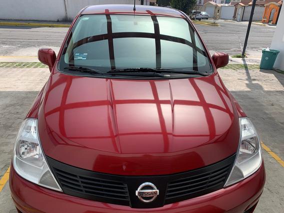 Nissan Tiida Sedan 4 Pts Sense Tm
