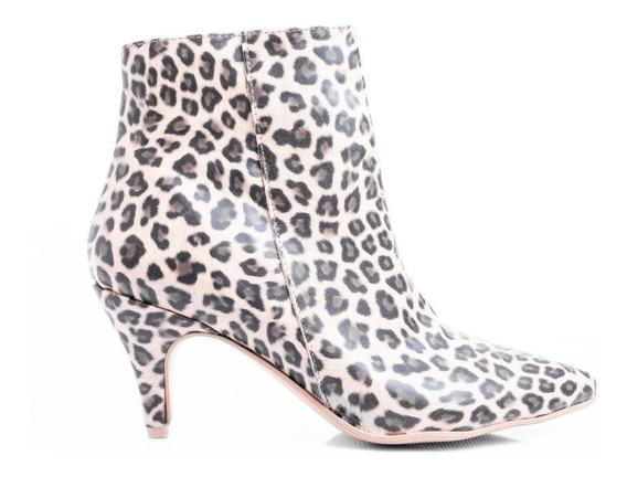 Botas Zapatos Mujer Botitas Botinetas Punta Fina Invierno