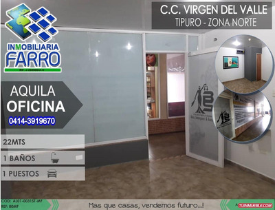Alquiler De Oficina En Tipuro Al01-0031st-mf