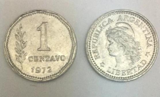 Lote De 10 Monedas Argentinas Distintas