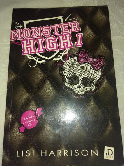 Monster High 1 E Monstramigas Para Sempre(2 Livros)