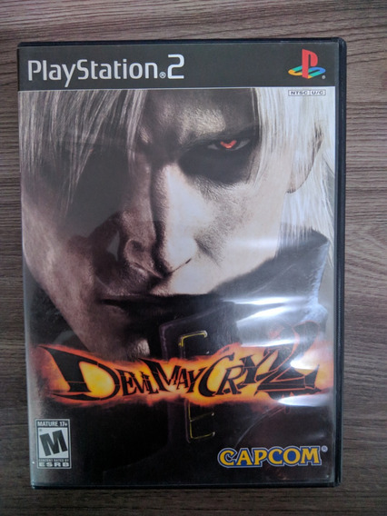 Devil May Cry 2 - Ps2 Original