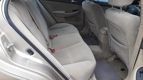 Honda Accord 2007 El Liquidación Oferta Inicial 160,000