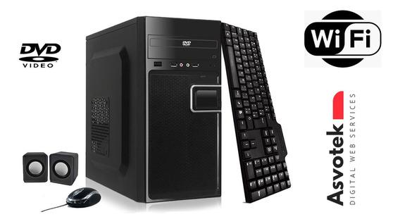 Computador Intel Core I5 3.20 Ghz 4gb Hd 500gb Hdmi Full Hd