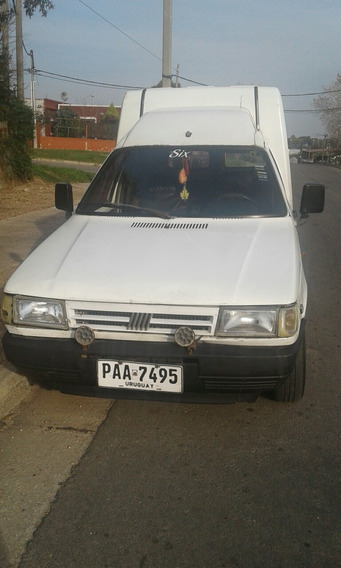 Fiat Fiorino 1.3 D 1995