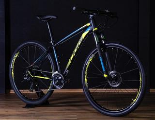 Bike 29 Oggi Big Wheel 7.0 2019 Amarelo 27v Tam 19 + Brindes