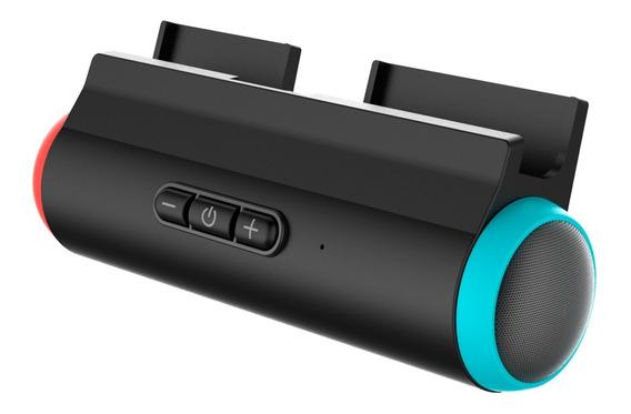 Dock Bocina Cargador Binden 9171 Para Nintendo Switch