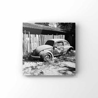 Fusca - Fotografia Impressa No Tamanho 25x25cm