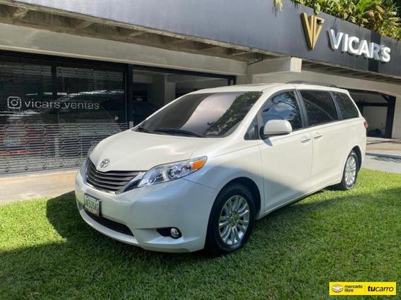 Toyota Sienna Xle-automática