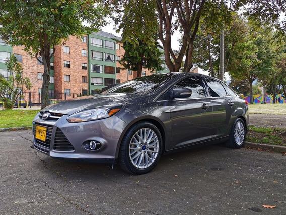 Ford Focus Titanium 2014 2014
