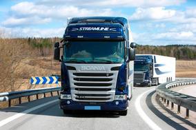 Scania G 410 Cb 8x4 2017 C/dto