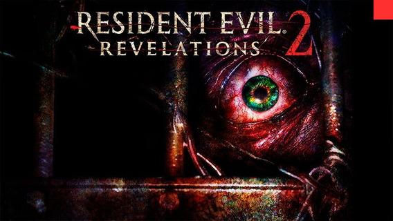 Resident Evil Revelations 2 Complete Season Pc