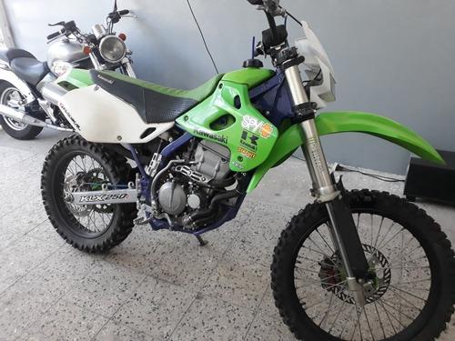 Kawasaki, Honda, Yamaha, Suzuki Klx 250 R