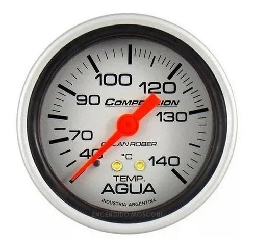 Imagen 1 de 7 de Temperatura De Agua Mecánico Orlan Rober Competición 60mm