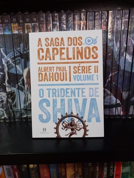 O Tridente De Shiva, Col. A Saga Dos Capelinos, Série2, Vol1
