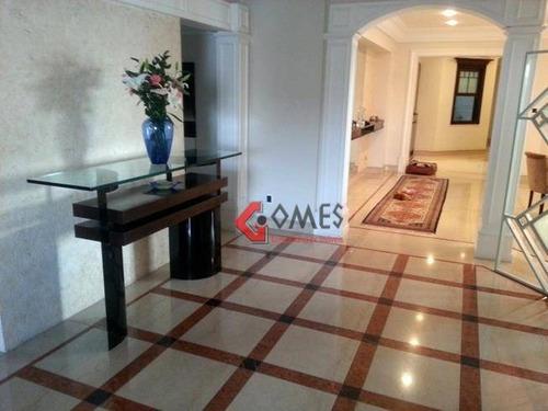 Apartamento Com 4 Dormitórios À Venda, 450 M² Por R$ 2.340.000,00 - Jardim - Santo André/sp - Ap1157