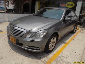 Mercedes Benz Clase E E200 Cgi