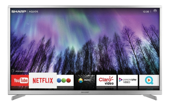 Tv Led 50 Full Hd Smart Sharp Sh5016mfi Envío Gratis