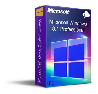 License Win 8.1 Pro, 1 Pc
