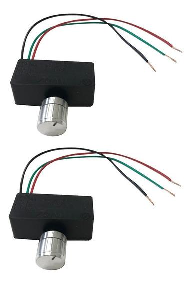Kit 2 Chave Reguladora De Pressão P/ Pulverizador 12v Ldc