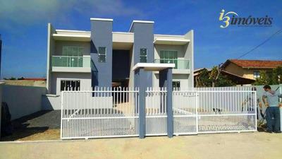 Apartamento Mobiliado Mobiliado Com 2 Dormitórios Sendo 1 Suíte E 1 Vaga De Garagem, Localizado Em Navegantes-sc - Ap1586