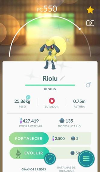 Riolu Shiny