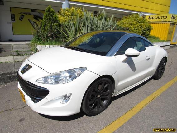 Peugeot Rcz Coupé 1.6 Turbo Mecánico