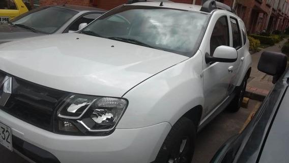 Gran Oportunidad Renault Duster Placas Blancas Con Cupo