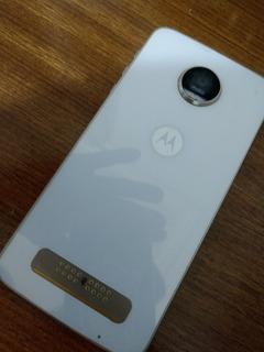 Celular Moto Z Play Branco