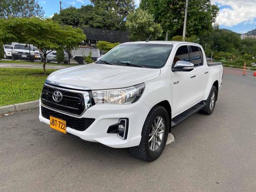 Toyota Hilux 4x4 Diesel Mecanica Refull