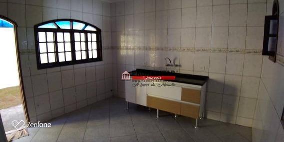 Sobrado Com 4 Dormitórios Para Alugar, 150 M² Por R$ 2.500,00/mês - Interlagos - São Paulo/sp - So3248
