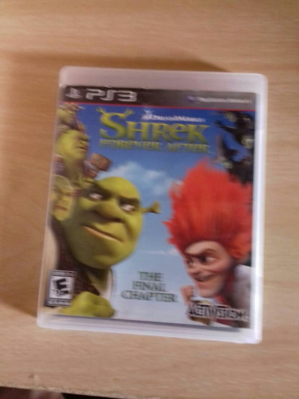 Shrek Ps3