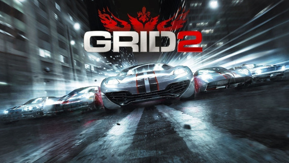 Grid 2 Steam Key