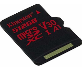 Profesional 512 Gb Kingston Microsdxc Para Alcatel Pixi Teat