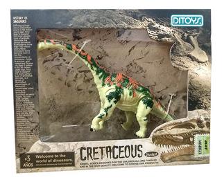 Cretaceous Dinosaurios 14 Cm Brontosaurio