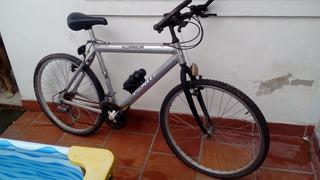 Bicicleta Mountain Bike Rodado 26, 18 Velocidades Pioneer