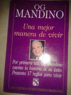Libro Og Mandino La Mejor Manera De Vivir