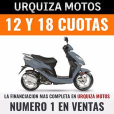 Moto Scooter Corven Expert 80 18 Cuotas 0km Urquiza Motos